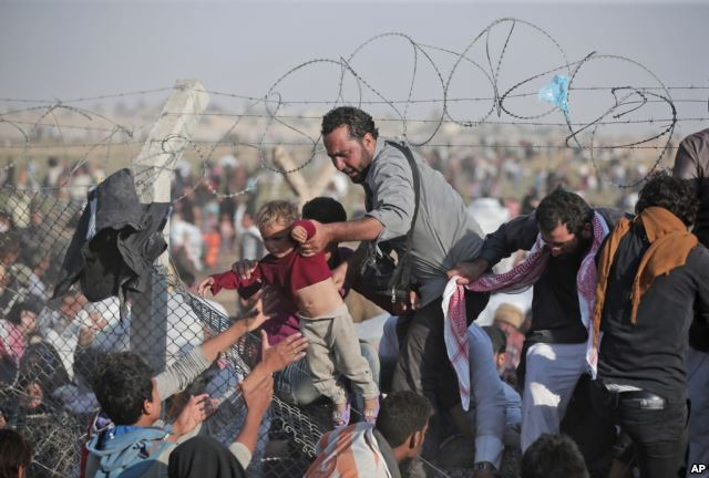 UN: Record-breaking 60 Million Forcibly Displaced Worldwide