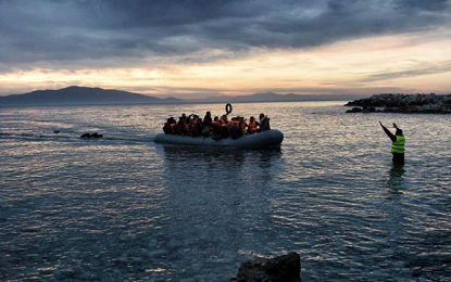Fears 400 refugees have drowned in Mediterranean after boats capsize