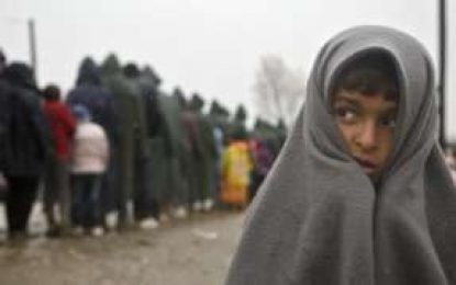 Charity Save the Children urges 'new deal' for child refugees