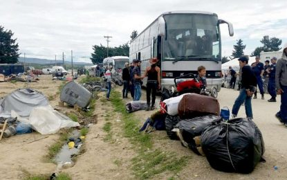 UNHCR flags concerns over refugee sites in northern Greece