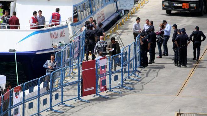 EU migrant deal at risk? Greek judges rule Turkey 'unsafe' for refugees