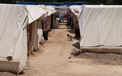 Refugees in Greece take first steps towards self-reliance