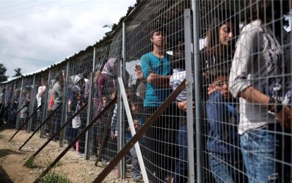 EU court rules undocumented refugees cannot be jailed