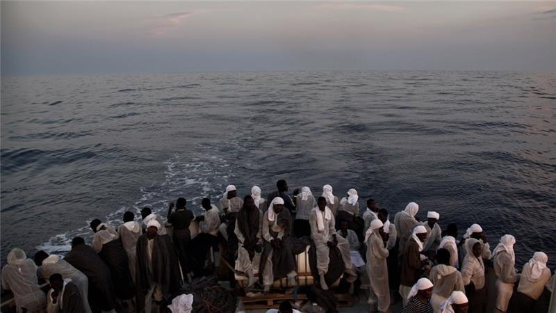 Ten women die in refugee boat accident off Libyan coast