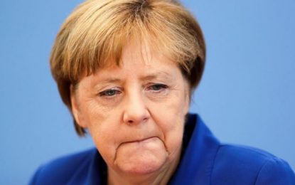 One year ago, Angela Merkel dared to stand up for refugees in Europe. Who else even tried?