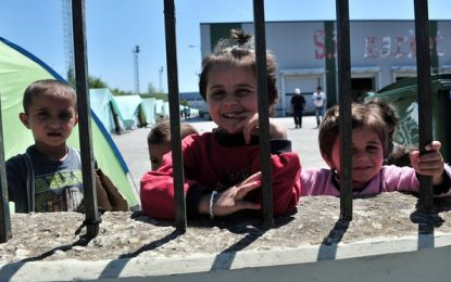 'Sexual assaults on children' at Greek refugee camps