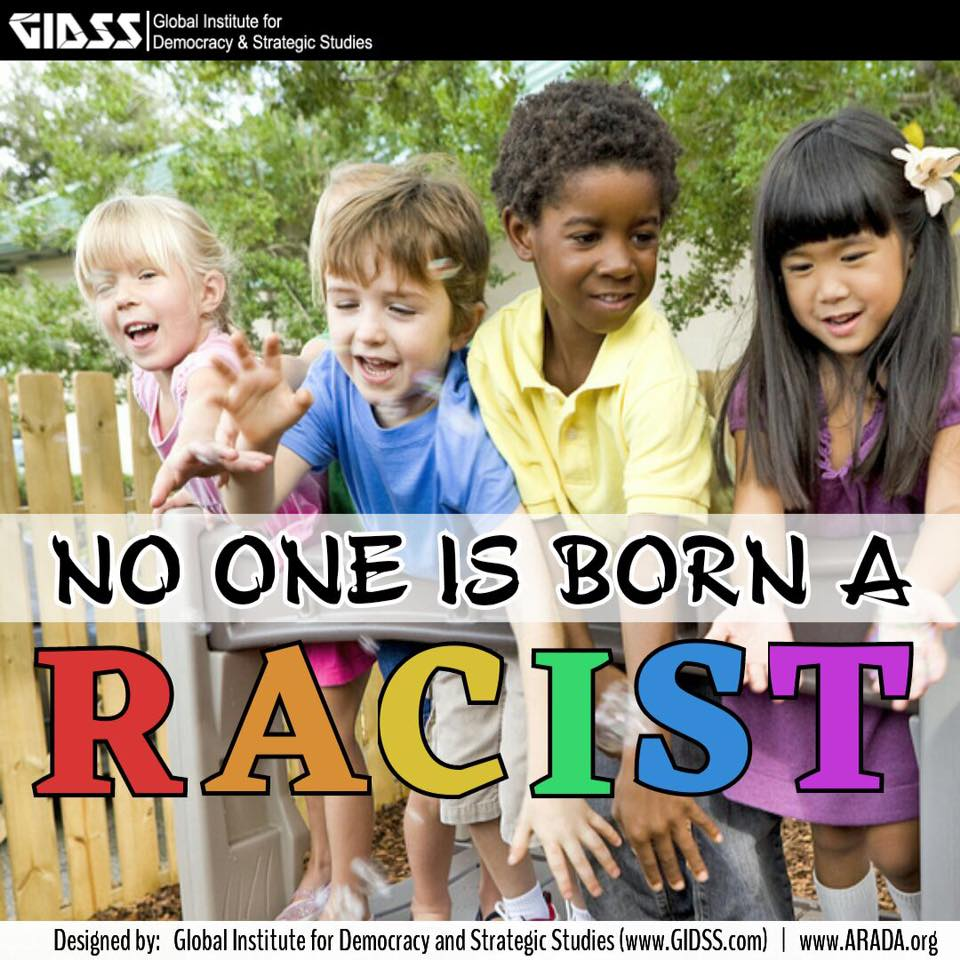 No One Is Born a Racism