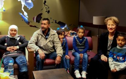 Trump's election win puts U.S. refugee plans in limbo