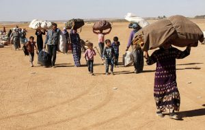 Syrian Refugees Flee from War...and Into Risky Earthquake Areas