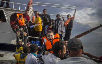 If we win the fight to let refugees into Fortress Britain, the world will take note