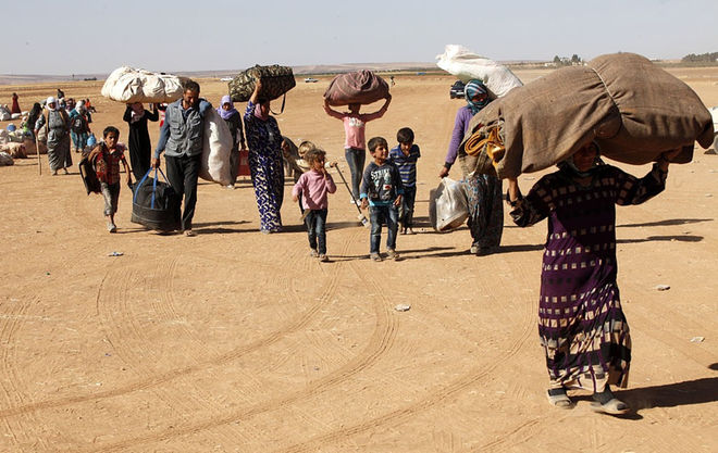 Syrian Refugees Flee from War…and Into Risky Earthquake Areas