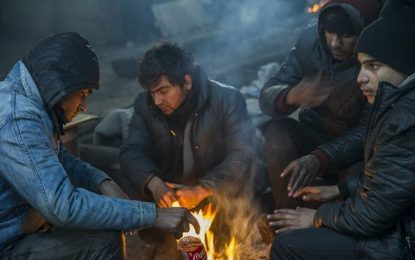 European countries mistreating refugees in cold weather, says UN