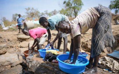 More refugees flee to Uganda than across Mediterranean