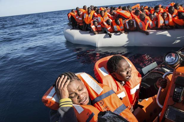 Europol report hails 'success' against people smuggling despite more refugees dying than ever before