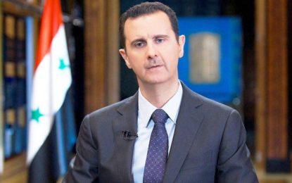 Assad backs Trump 'Muslim Ban', says Syrian refugees 'terrorists