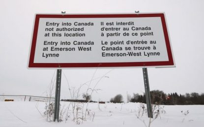 Canada town feels burden of refugees crossing US border