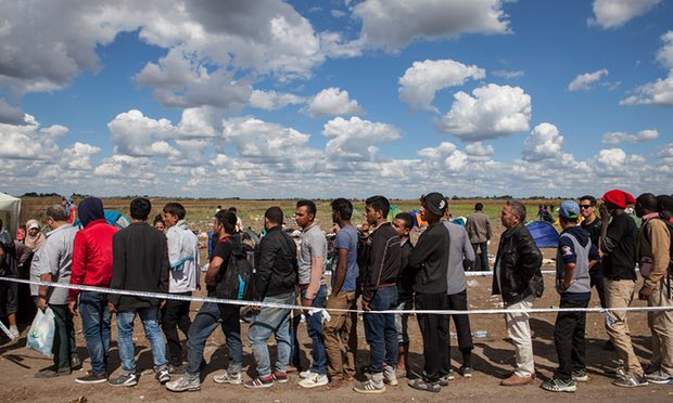 'We don't have a life here': refugees find scant solace in hardline Hungary