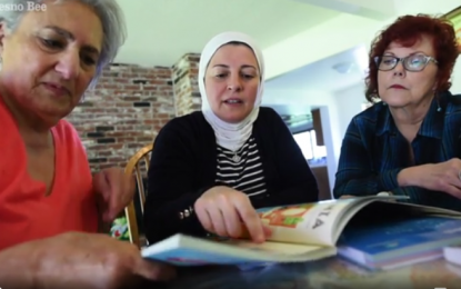 Syrian refugee community growing, and so is support from Fresno's faithful