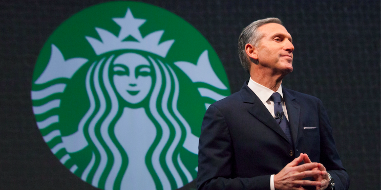 Starbucks hasn't seen 'substantive impact' since vowing to hire refugees