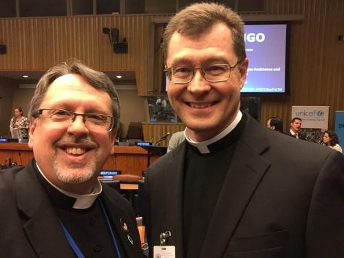 Faith-based refugee assistance, resettlement work focus of UN panel