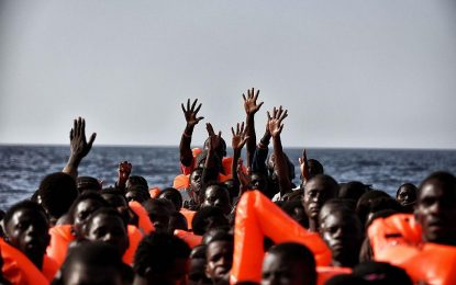 Charities saving refugees in the Mediterranean are 'colluding' with smugglers, Italian prosecutor claims