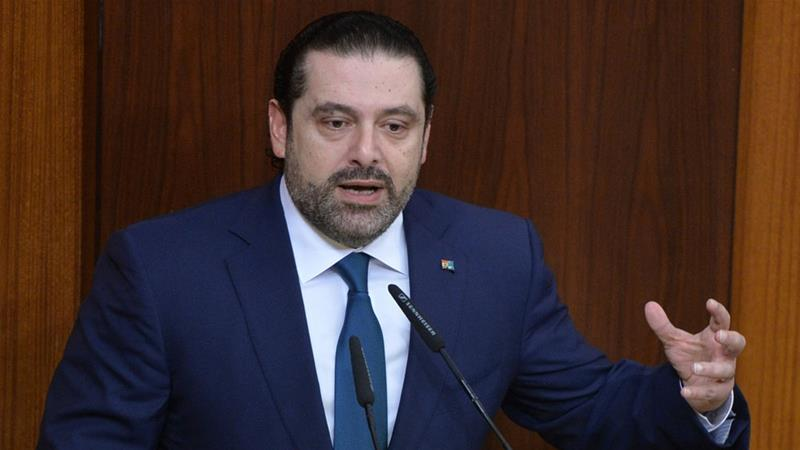 Saad al-Hariri: Lebanon has become a big refugee camp