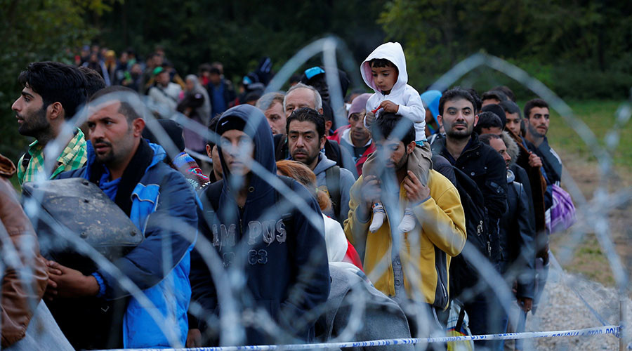 Hungary & Poland must take in refugees or face Brussels' action – EU Commission