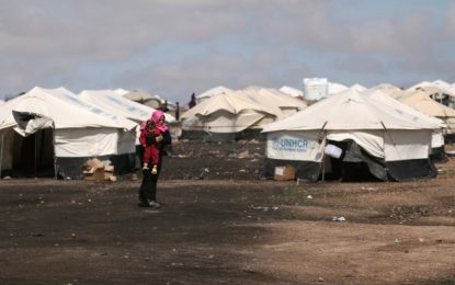 U.N. Calls on Gulf Countries to Do More to Help Syrian Refugees