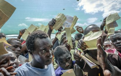 South Sudan: UN, partners seek $1.4 billion for 'world's fastest growing refugee crisis'