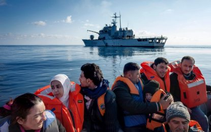 News comment by the United Nations High Commissioner for Refugees, Filippo Grandi, on Mediterranean crossings over the weekend