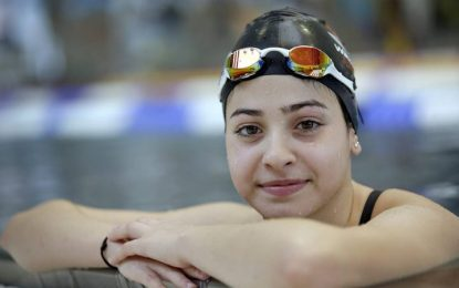 How One Swimmer Is Changing Global Perceptions Of Refugees