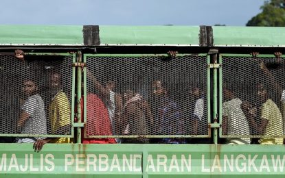 Dozens of refugees have died in Malaysian detention centres, UN reveals