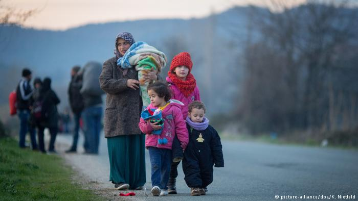 Germany limits refugee family reunions from Greece