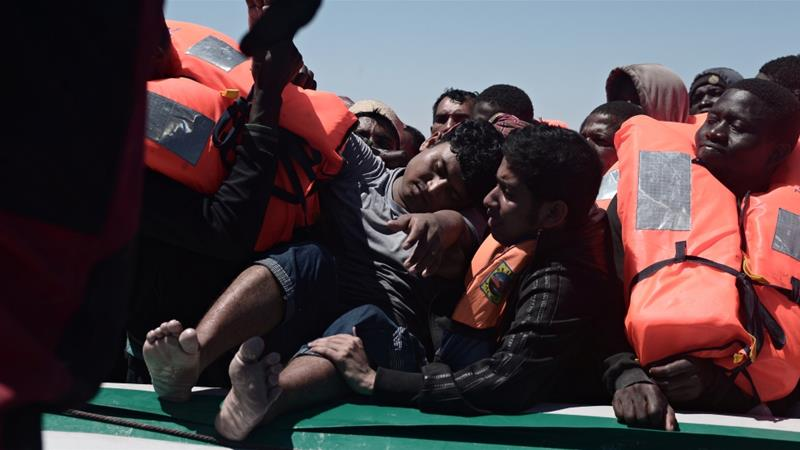 Who is really responsible for deadly refugee journeys?