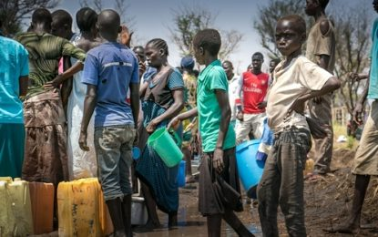 Uganda: Over 900,000 South Sudanese refugees are in need of humanitarian aid