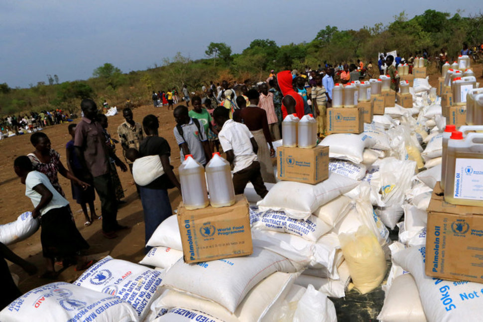 South Sudan Refugees Scrounge for Scraps as Rations Slashed in Uganda Camps