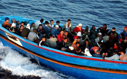 Horrific phone calls reveal how Italian Coast Guard let dozens of refugees drown