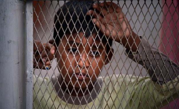 Child refugees held in 'harrowing' conditions across south-east Asia