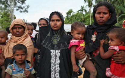 Rohingya Muslims, the World's Most Forgotten People