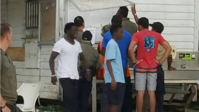 First Australia refugees approved for US resettlement