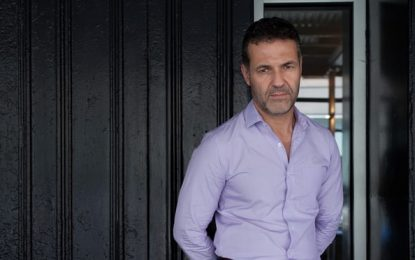 How Khaled Hosseini finds hope in telling refugees' stories