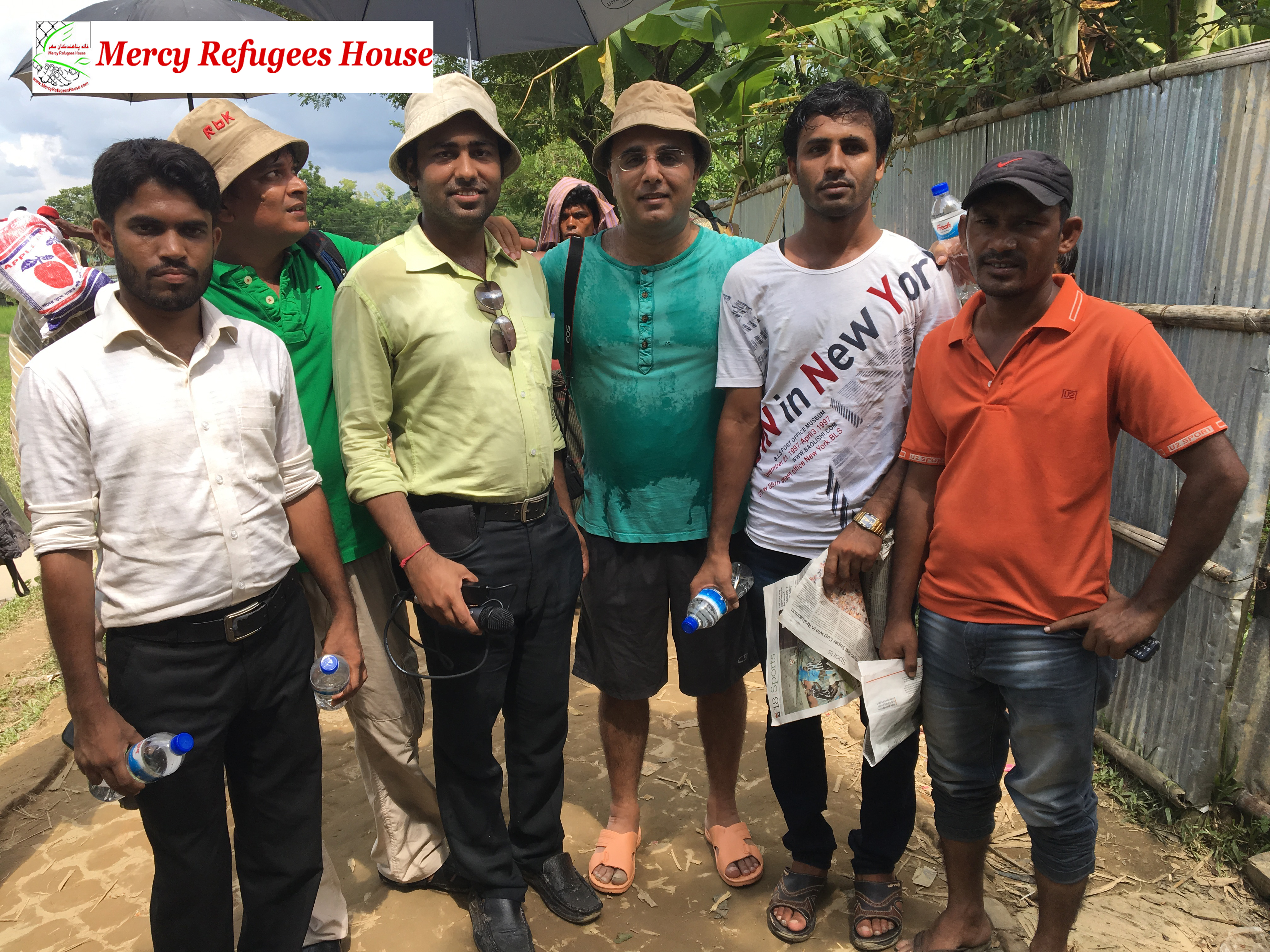 Trip to Rohingya Refugee Camps in Bangladesh – Trip Continues