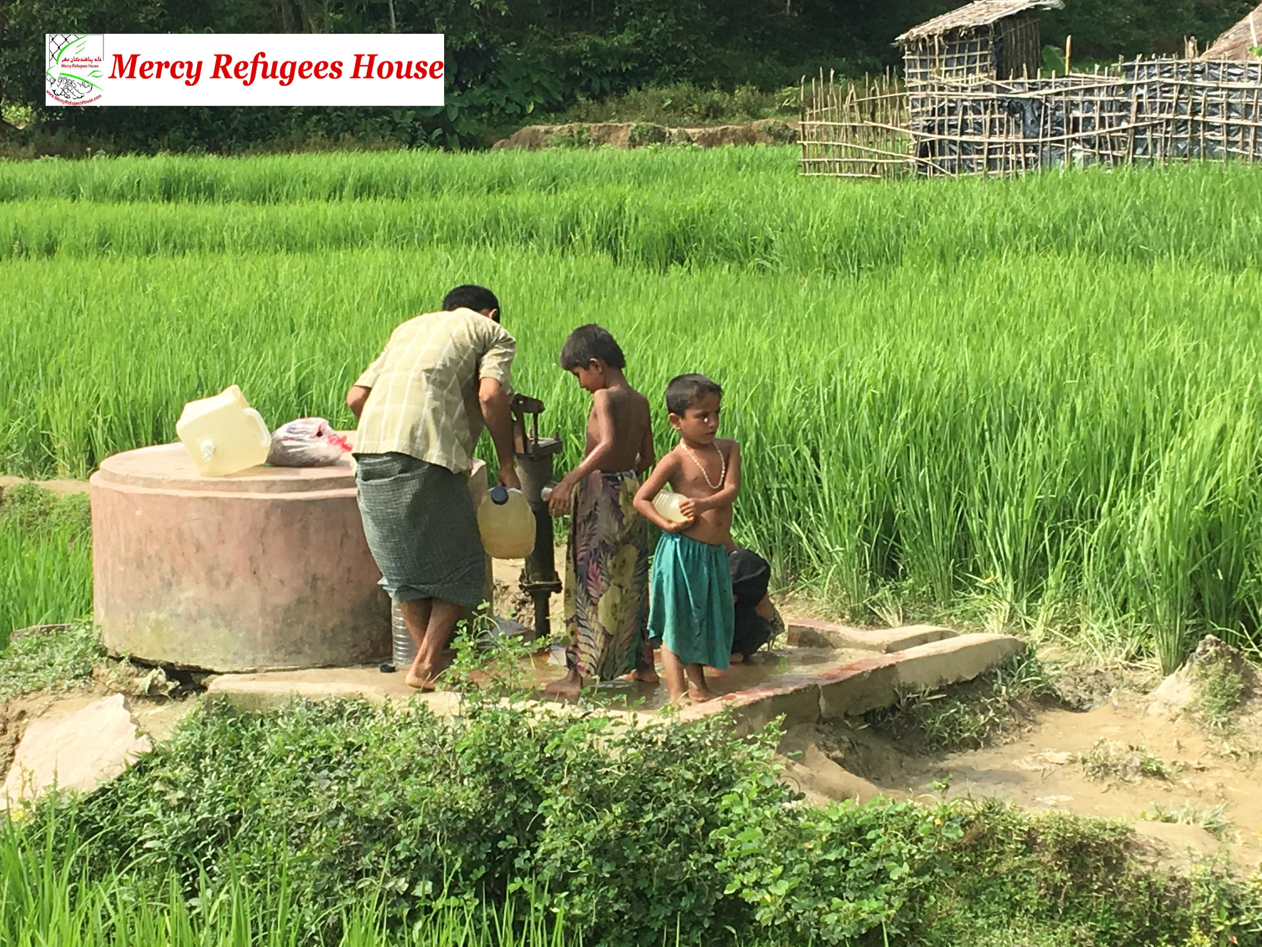 Photos of Rohingya Camp In Bangladesh
