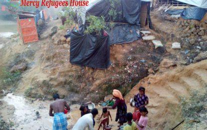 HELPING ROHINGYA MUSLIMS-Photo Gallery