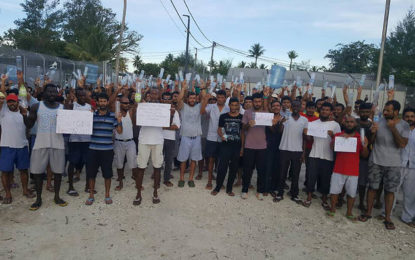 Australia, New Zealand start talks about Manus refugees screening process