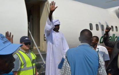 UNHCR launches air operation to bring Darfur refugees home