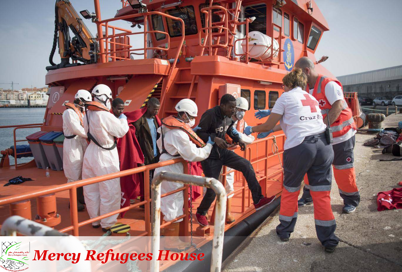 Mediterranean migration crisis: Refugees face violence, vitriol and death at the new 'back door to Europe'