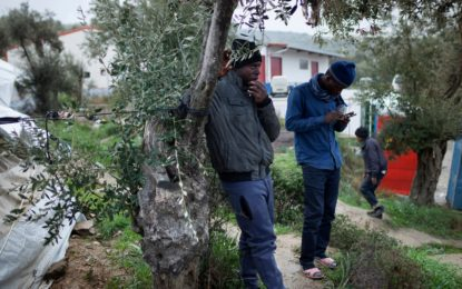 Conditions are horrific at Greece's 'island prisons' for refugees. Is that the point?