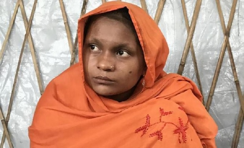 Fatima, the Rohingya, tells her story