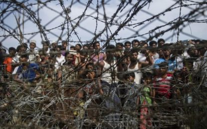 Myanmar's 'Genocidal Acts' Demand UN Action